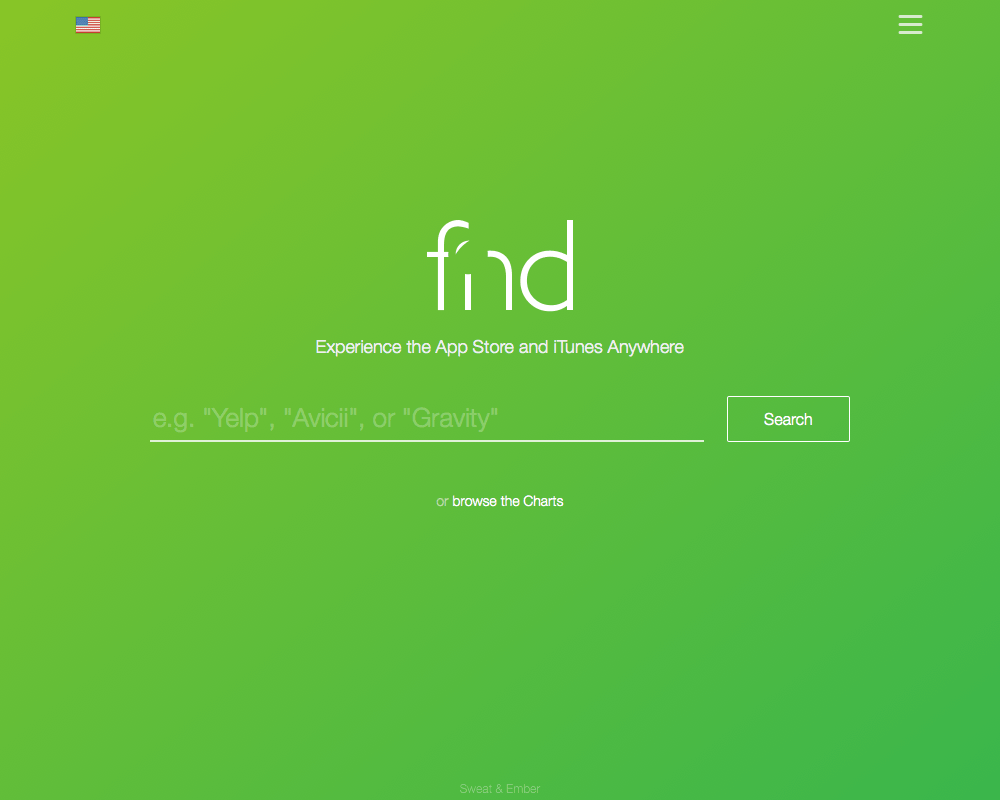 Experience the App Store and iTunes Anywhere with fnd